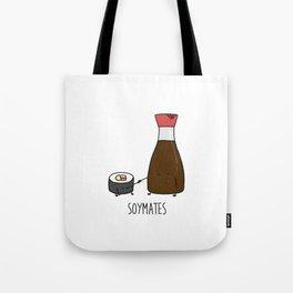 Soymates Tote Bag