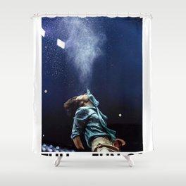 HARRY STYLE IYENG 12 Shower Curtain