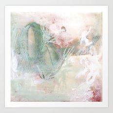 Eggshells (The Sweven Project) Art Print