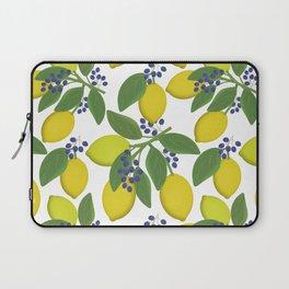 Sprigs of lemon . Laptop Sleeve