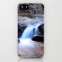 Curtis Falls Cascades iPhone Case