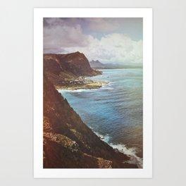 Hawaii Dreamscape Art Print