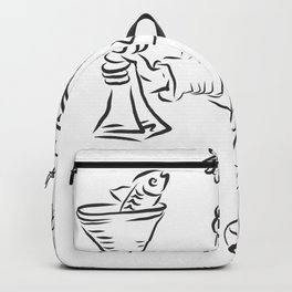 PAGE OF CUPS LOVER Backpack