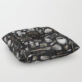 Witchcraft Floor Pillow