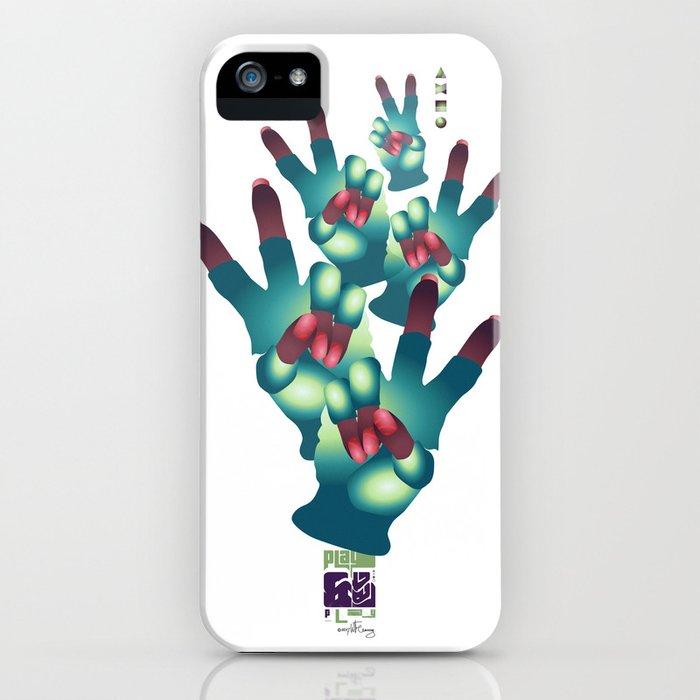 PNLP tree iPhone Case
