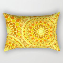 sun flower summer Rectangular Pillow