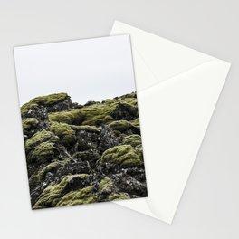 Lava Rocks Stationery Cards