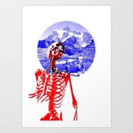 Guests #1 Art Print