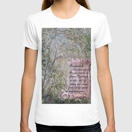Savannah Scroll T-shirt