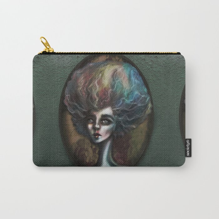 Drama of The Dark and Wicked Carry-All Pouch
