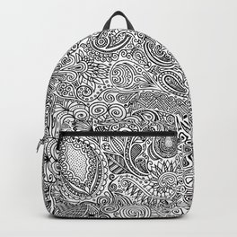 Fairy arabesque Backpack