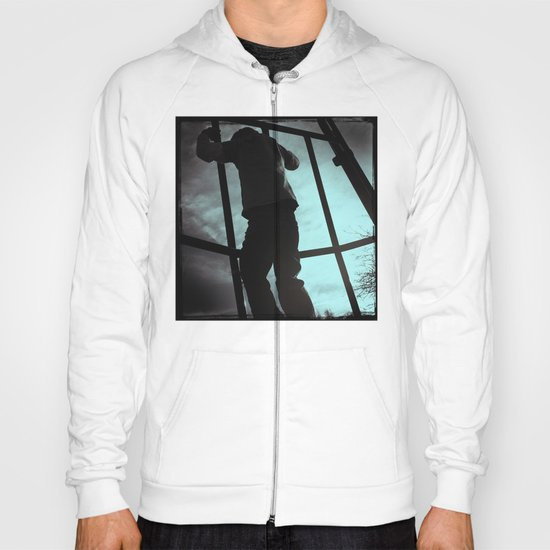 Climbing the Grid Hoody