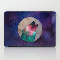 howl iPad Cases featuring Howl by vivajcious