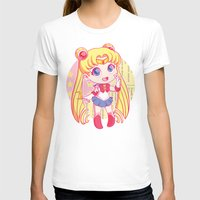 sailor moon T-shirts featuring Sailor Moon by strawberryquiche