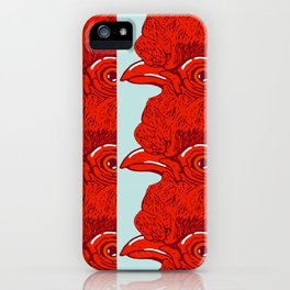 The Eye of Hen iPhone Case