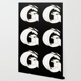 Beautiful Armor Letter G Wallpaper