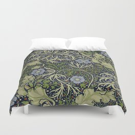 William Morris Seaweed Pattern Duvet Cover