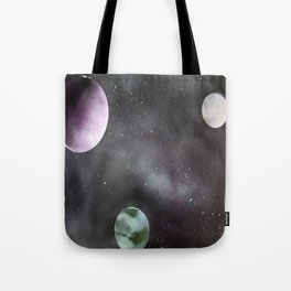 Space Scape One Tote Bag