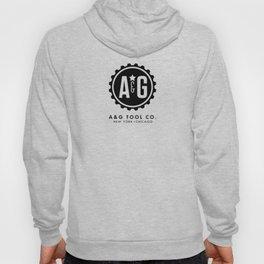 A&G Circle Logo Hoody