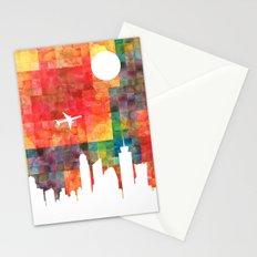 Goodbye Blue Sky Stationery Cards