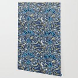 Filigrees and Spirals Wallpaper