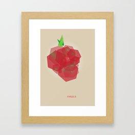 FRAGOLA Framed Art Print