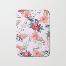 Rose Sparrow Bath Mat
