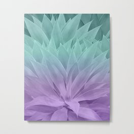 Agave Ocean Dream #2 #tropical #decor #art #society6 Metal Print