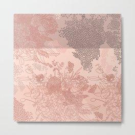Bardot Vineyard Metal Print