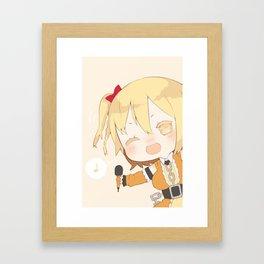 Momo [KagePro Collectibles] Framed Art Print