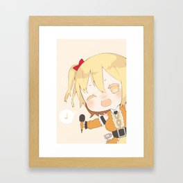 Momo [KagePro Collectibles] Framed Art Print