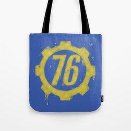Shelter 76 Tote Bag