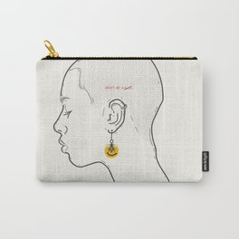 Don't be... Carry-All Pouch