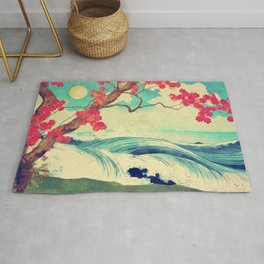 Waking to the Wild and Beautiful Ocean of Dhin Rug