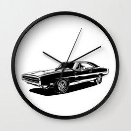 A. M. 2 Wall Clock