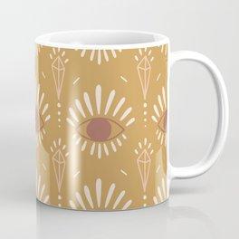 Twine Boho Geometric Coffee Mug