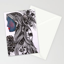 Warmth and Flowers! Stationery Cards