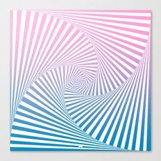 Barika Summer Twista Canvas Print