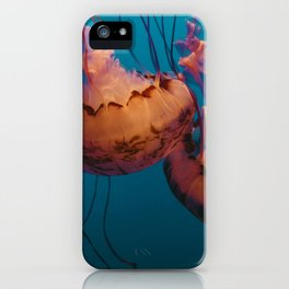 Jellyfish (Water) iPhone Case