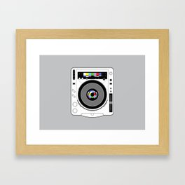 1 kHz #12 Framed Art Print