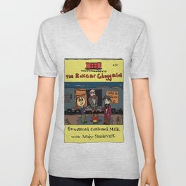 The Boxcar Chuggalos Unisex V-Neck