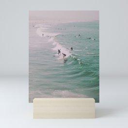Venice Beach California Mini Art Print