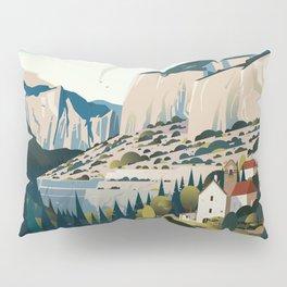 Alone in Nature - Les Cévennes Pillow Sham