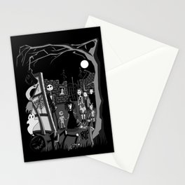 Las Meninas Before Christmas Stationery Cards