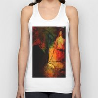 dragon age inquisition Tank Tops featuring Inquisition by Ganech joe