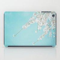 cherry iPad Cases featuring CHERRY by SUNLIGHT STUDIOS  Monika Strigel