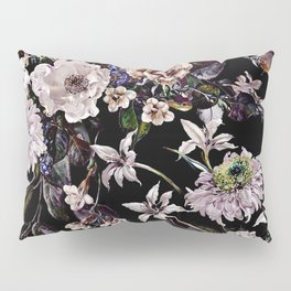 Midnight Garden VI Pillow Sham