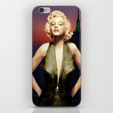 Marilyn Forever iPhone & iPod Skin