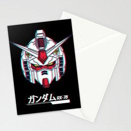 Gundam RX-78 Stationery Cards