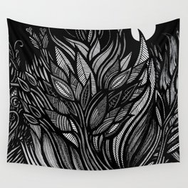 Whispering field Wall Tapestry